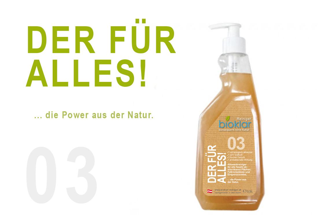 03 DER FÜR ALLES! - 0,5 L