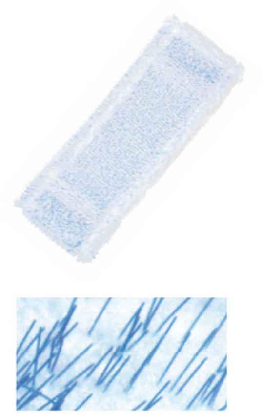 Mikrofaser Mopp-Igel-40er