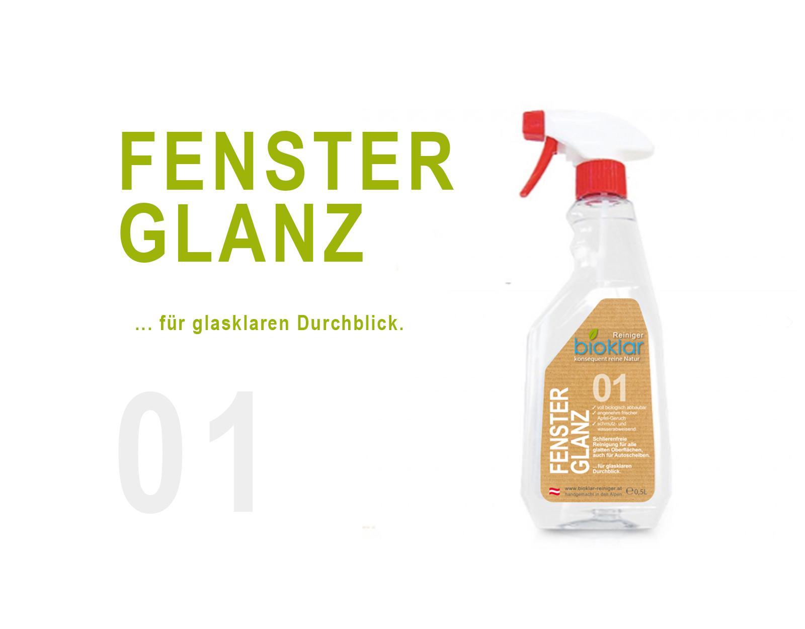 01 FENSTER GLANZ