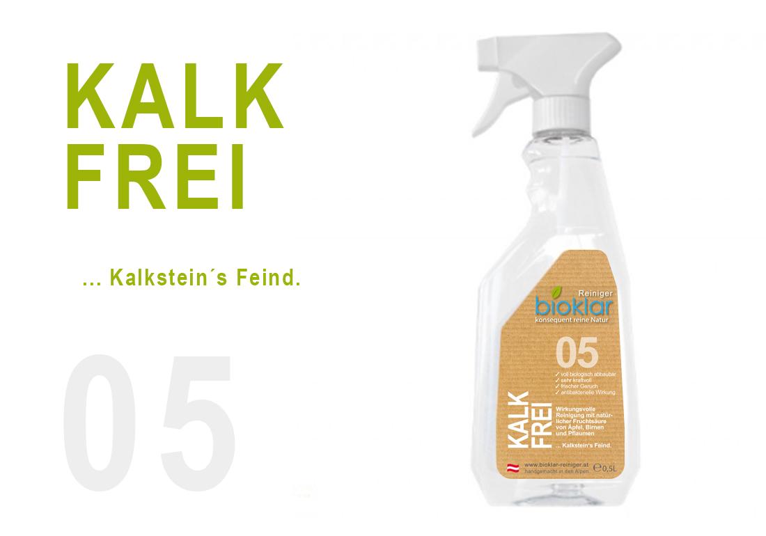 05 KALK FREI  - 0,5 L