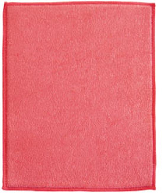 Mikro Faser Schwammtuch Rot