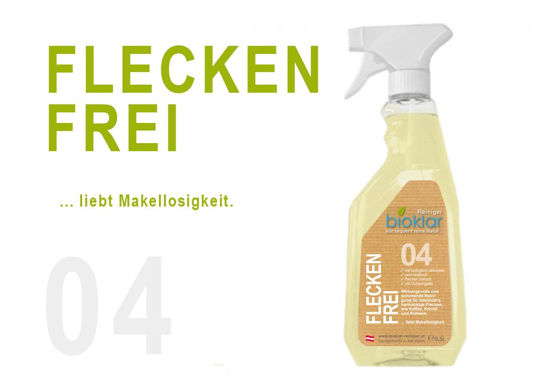 04 FLECKEN FREI - 0,5 L